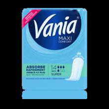 Vania serviettes maxi super