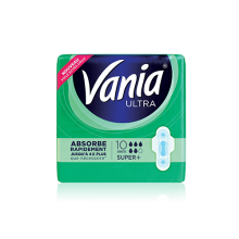 Vania serviette ultra super plus