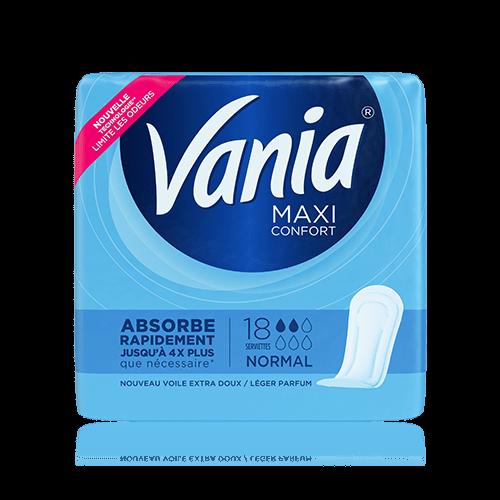 Serviettes Vania maxi normal