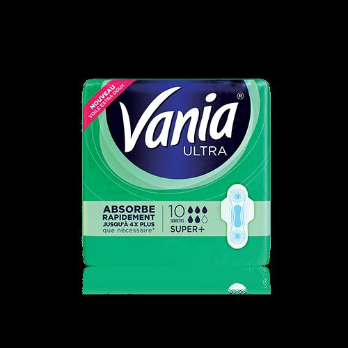 Vania serviette ultra super plus