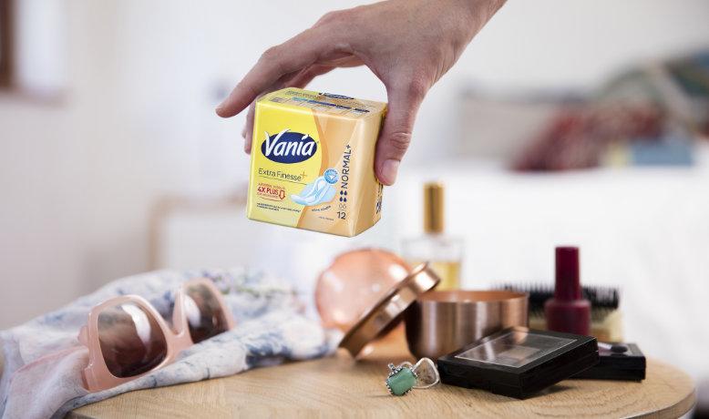 Composition produits Vania